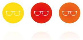 Aktuelle Brillenmode